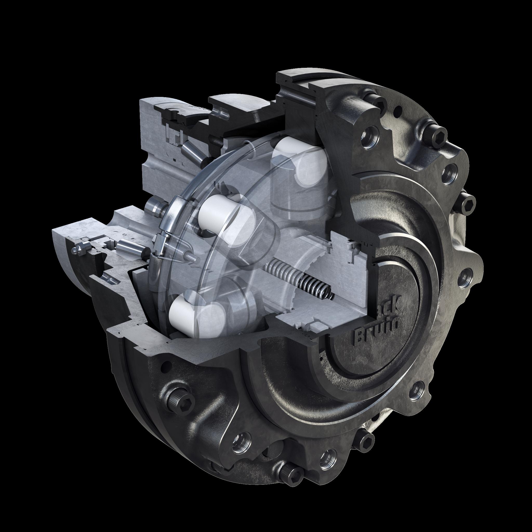 Image for B200 Series Wheel Motors