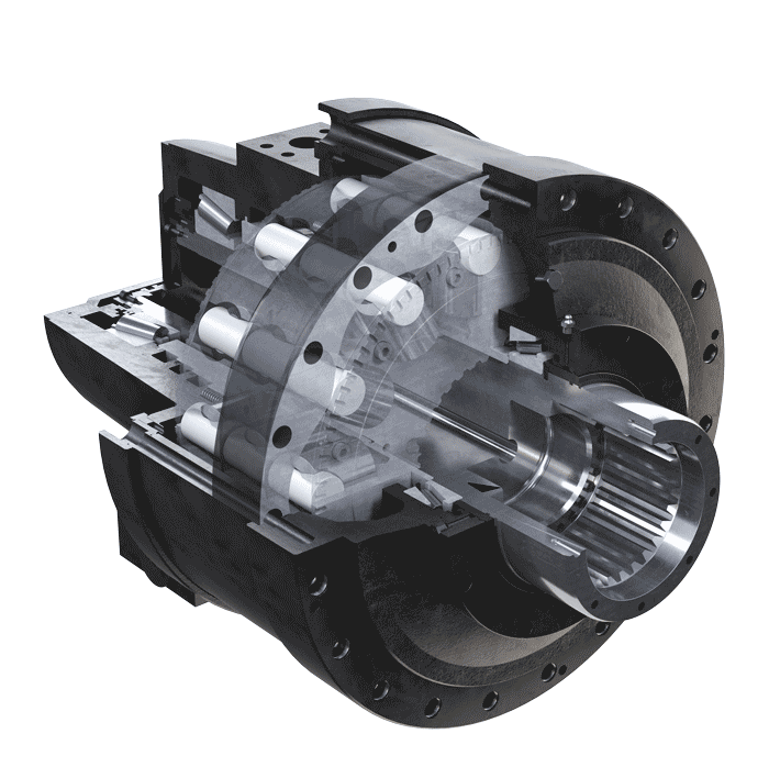 Image for Industrial Hydraulic Motors